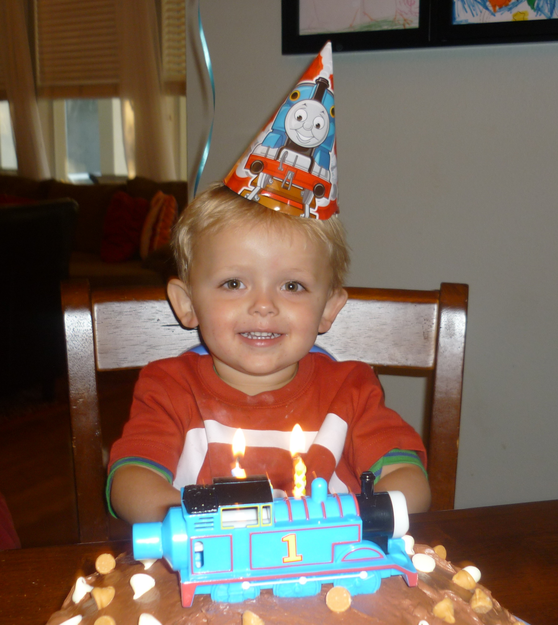 Happy Birthday To Matty And Eat Cake I Was So Proud Of He Wanted Wear The Hat Actually Blew Out His Own Candles Such A Sweet Boy