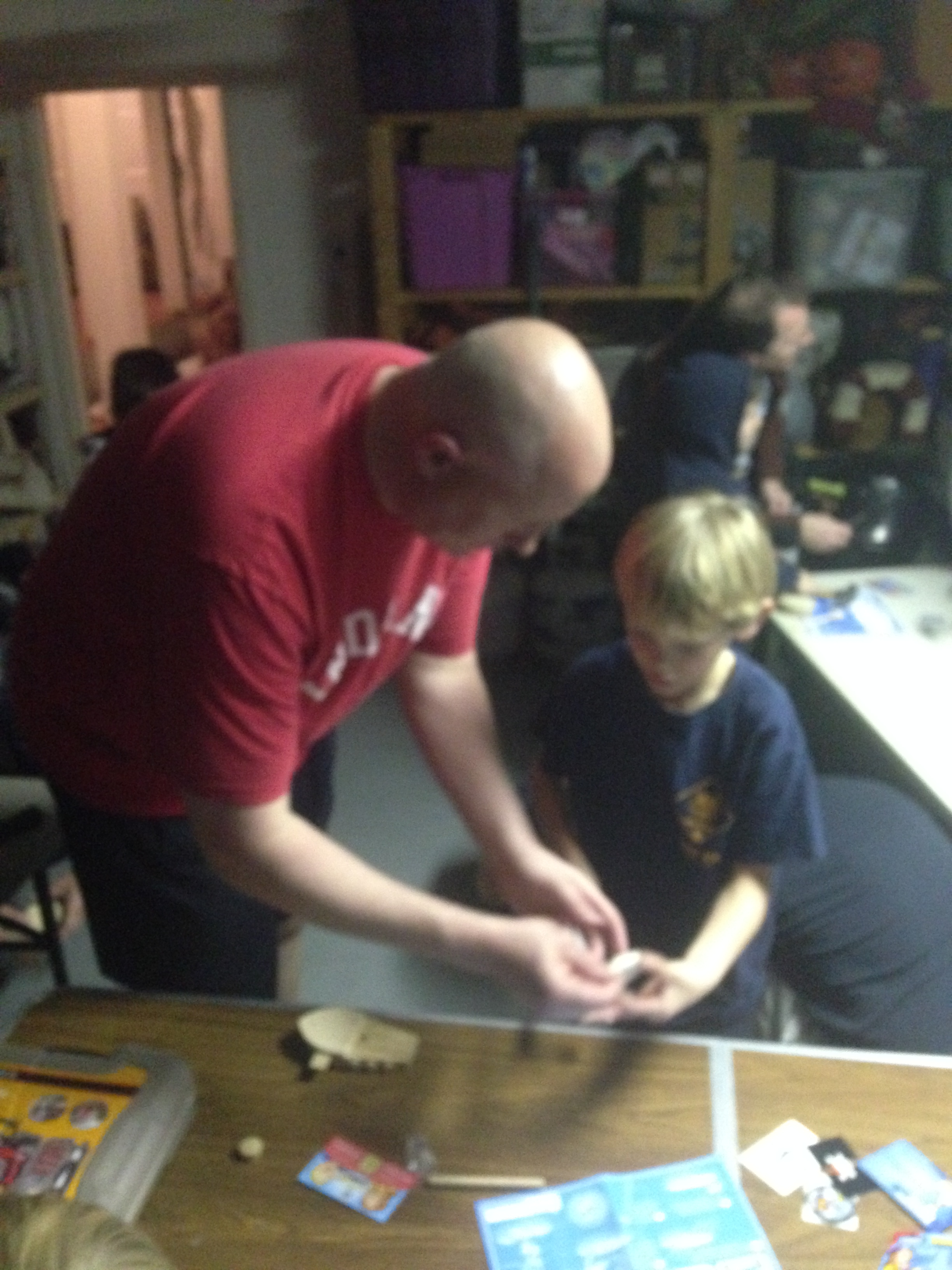 cub scout building project